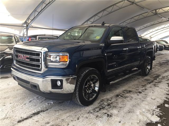 2015 GMC Sierra 1500 SLT (Stk: 126846) in AIRDRIE - Image 3 of 23