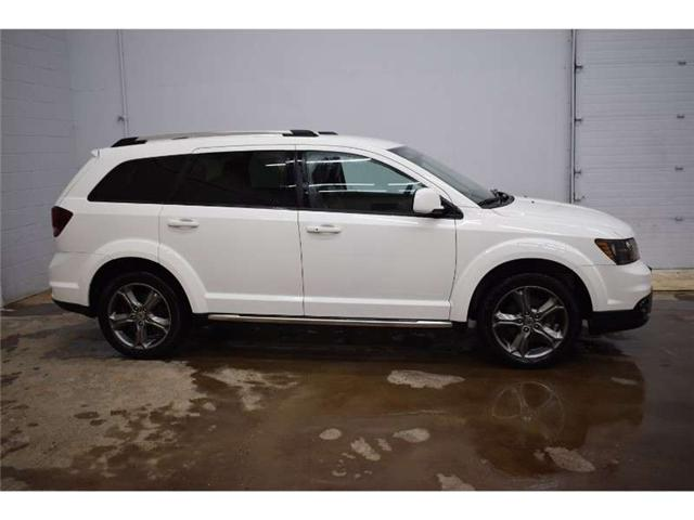 2018 Dodge Journey CROSSROAD AWD-BACKUP CAM * HTD SEATS * LEATHER (Stk: B3298) in Napanee - Image 1 of 30