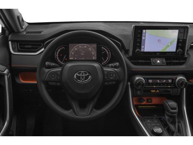 2019 Toyota RAV4 Trail (Stk: 25493) in Brampton - Image 4 of 9