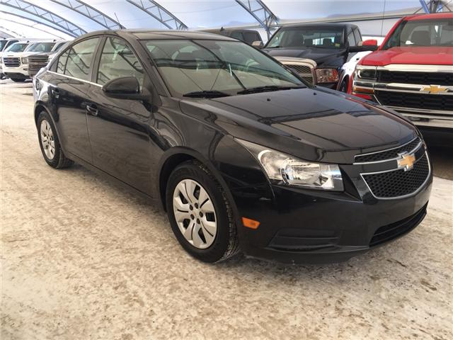 2014 Chevrolet Cruze 1LT 1G1PC5SB5E7131952 172737 in AIRDRIE