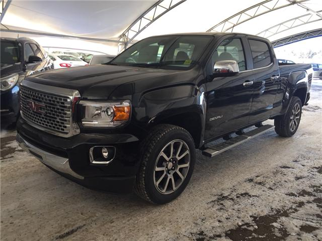 2019 GMC Canyon Denali (Stk: 171693) in AIRDRIE - Image 3 of 19