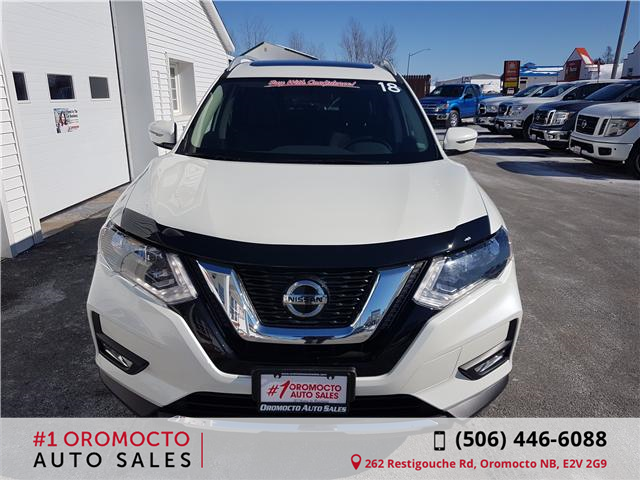 2018 Nissan Rogue SV (Stk: 562) in Oromocto - Image 2 of 9