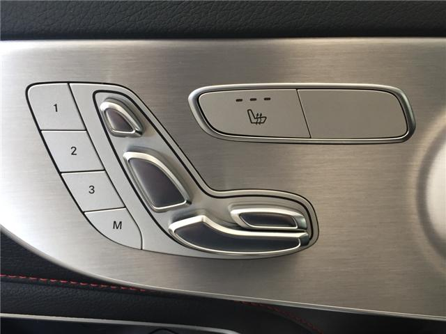 2018 Mercedes-Benz AMG C 43 Base (Stk: 172786) in AIRDRIE - Image 14 of 24