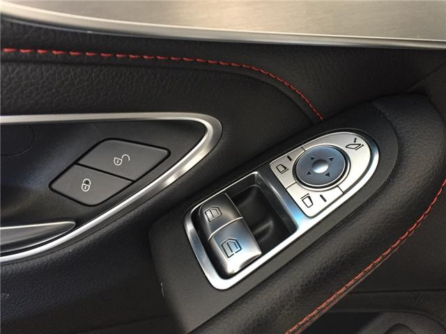 2018 Mercedes-Benz AMG C 43 Base (Stk: 172786) in AIRDRIE - Image 15 of 24