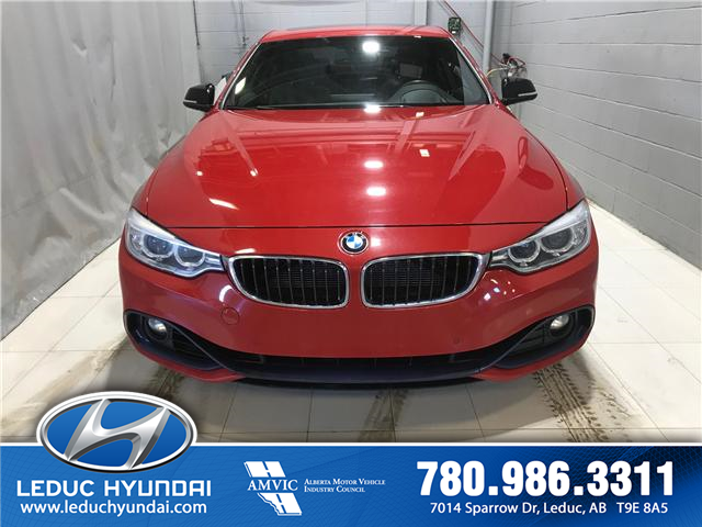 2014 BMW 428i xDrive (Stk: 9VL1397A) in Leduc - Image 1 of 7
