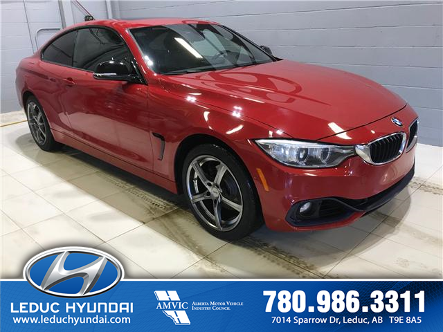 2014 BMW 428i xDrive (Stk: 9VL1397A) in Leduc - Image 2 of 7