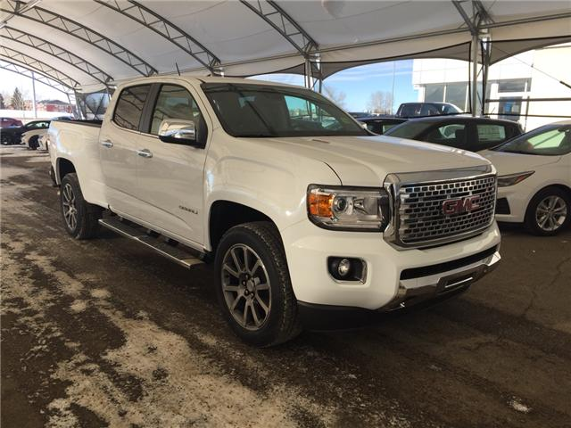 2019 GMC Canyon Denali (Stk: 171735) in AIRDRIE - Image 1 of 20