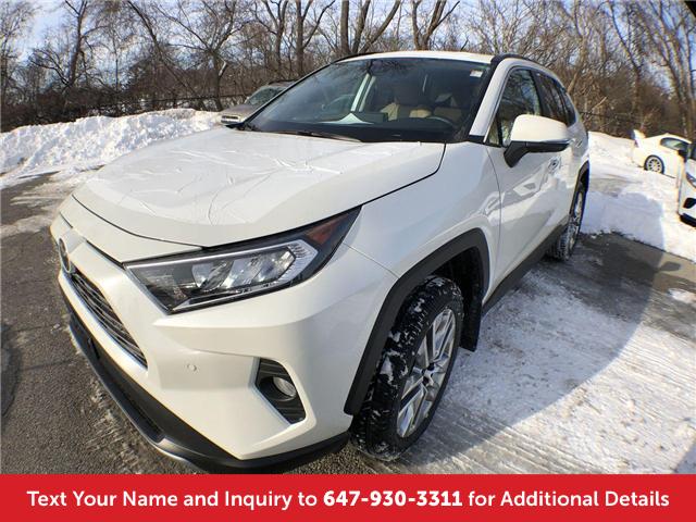 2019 Toyota RAV4 Limited (Stk: K8508) in Mississauga - Image 1 of 20