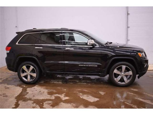 2015 Jeep Grand Cherokee LIMITED 4X4-BACKUP CAM * HTD SEATS * HTD STEERING (Stk: B3241) in Kingston - Image 1 of 30