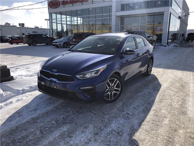 2019 Kia Forte EX+ (Stk: 9FT9263) in Red Deer - Image 1 of 24