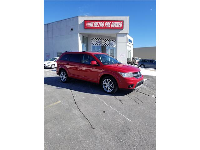 2015 Dodge Journey Limited (Stk: p18-160a) in Dartmouth - Image 3 of 12