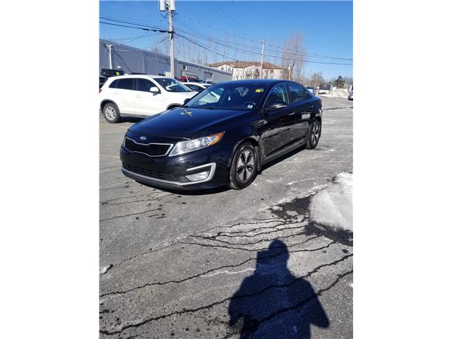 2013 Kia Optima Hybrid LX (Stk: p19-011B) in Dartmouth - Image 1 of 12
