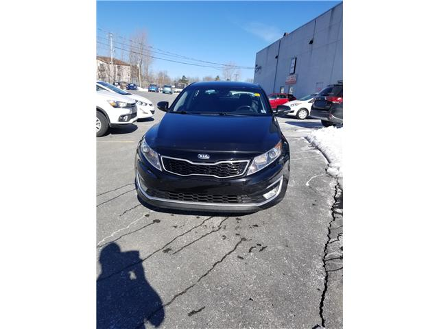 2013 Kia Optima Hybrid LX (Stk: p19-011B) in Dartmouth - Image 2 of 12