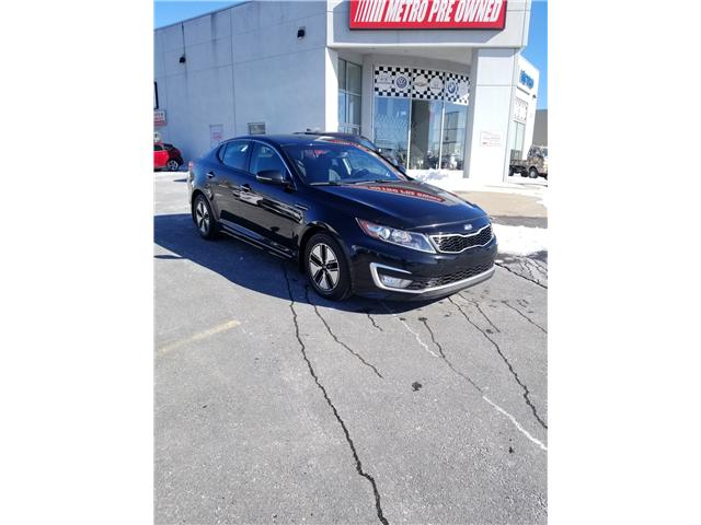 2013 Kia Optima Hybrid LX (Stk: p19-011B) in Dartmouth - Image 3 of 12