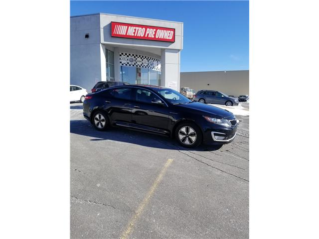 2013 Kia Optima Hybrid LX (Stk: p19-011B) in Dartmouth - Image 4 of 12