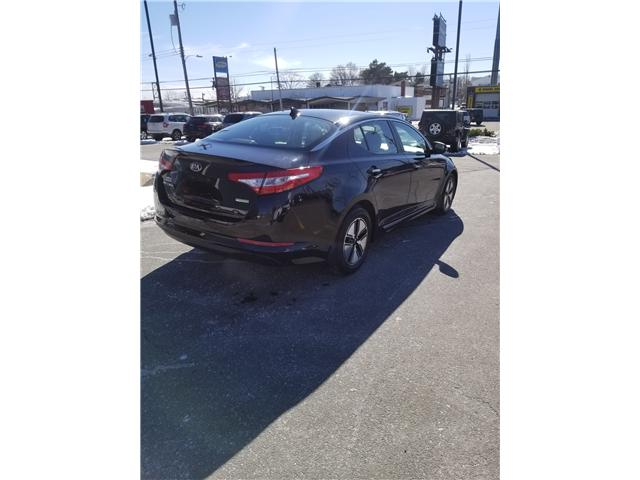 2013 Kia Optima Hybrid LX (Stk: p19-011B) in Dartmouth - Image 6 of 12