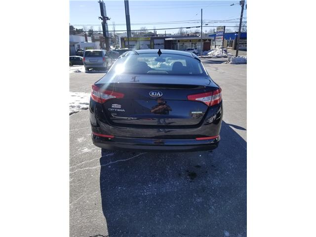 2013 Kia Optima Hybrid LX (Stk: p19-011B) in Dartmouth - Image 7 of 12