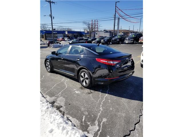 2013 Kia Optima Hybrid LX (Stk: p19-011B) in Dartmouth - Image 9 of 12