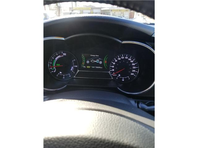 2013 Kia Optima Hybrid LX (Stk: p19-011B) in Dartmouth - Image 12 of 12