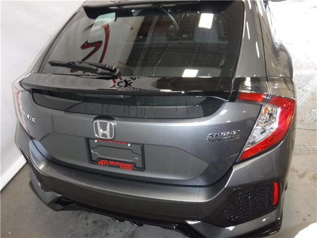 2019 Honda Civic Sport Touring (Stk: 1786) in Lethbridge - Image 10 of 19