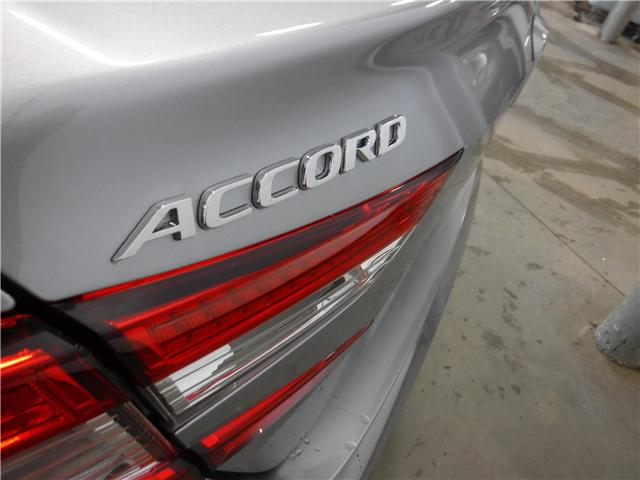 2019 Honda Accord LX 1.5T (Stk: 1817) in Lethbridge - Image 17 of 18