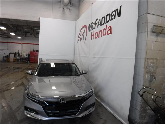 2019 Honda Accord Touring 1.5T (Stk: 1792) in Lethbridge - Image 2 of 15