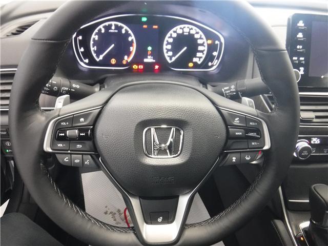 2019 Honda Accord Touring 1.5T (Stk: 1792) in Lethbridge - Image 11 of 15