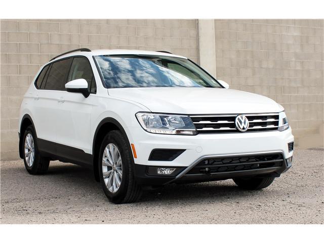 2018 Volkswagen Tiguan Trendline (Stk: 68503) in Saskatoon - Image 1 of 20