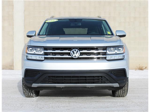 2018 Volkswagen Atlas 3.6 FSI Trendline (Stk: V7028) in Saskatoon - Image 2 of 20
