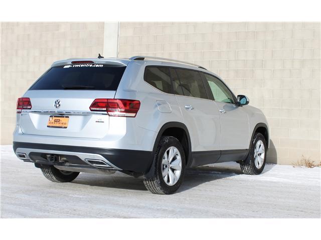 2018 Volkswagen Atlas 3.6 FSI Trendline (Stk: V7028) in Saskatoon - Image 6 of 20