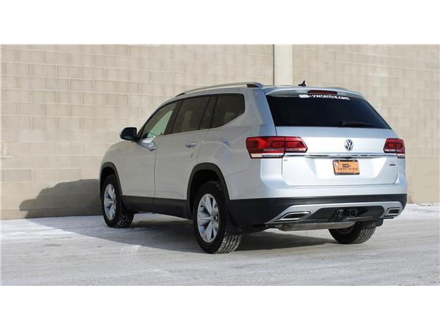 2018 Volkswagen Atlas 3.6 FSI Trendline (Stk: V7028) in Saskatoon - Image 4 of 20