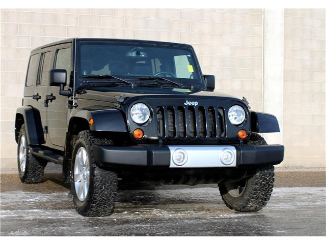 2013 Jeep Wrangler Unlimited Sahara (Stk: 67362B) in Saskatoon - Image 1 of 17