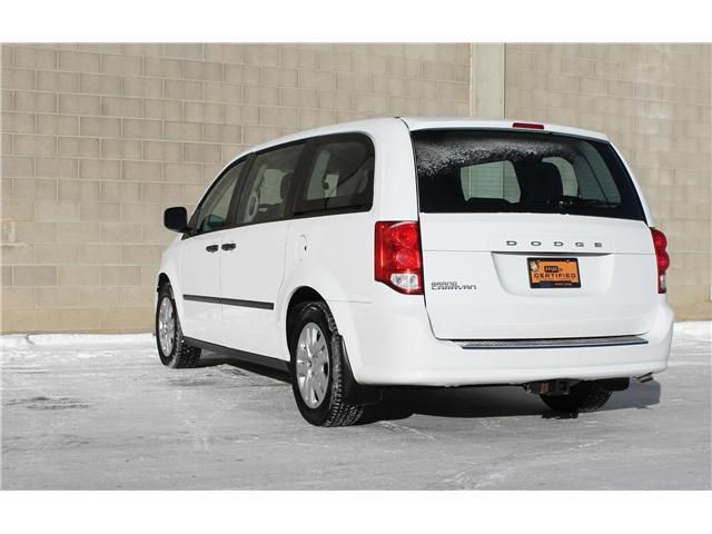 2017 Dodge Grand Caravan CVP/SXT (Stk: V7054) in Saskatoon - Image 6 of 16