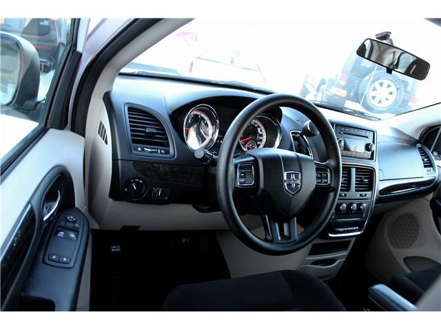 2017 Dodge Grand Caravan CVP/SXT (Stk: V7054) in Saskatoon - Image 8 of 16