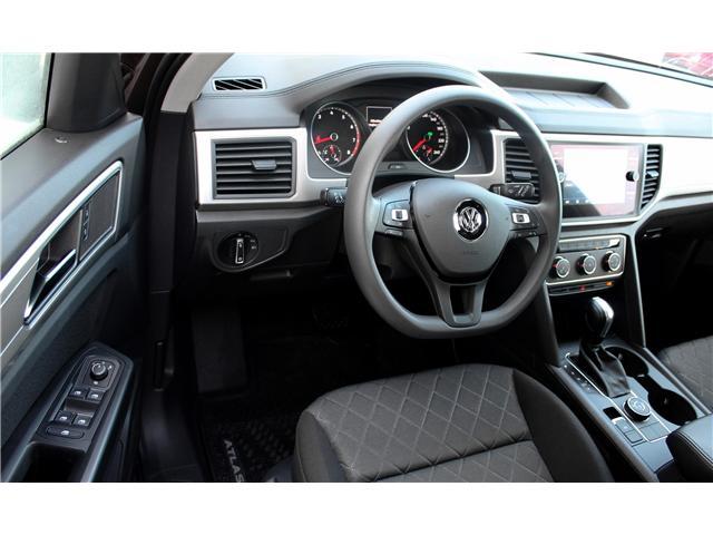2018 Volkswagen Atlas 3.6 FSI Trendline (Stk: V7028) in Saskatoon - Image 7 of 20