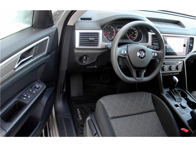2018 Volkswagen Atlas 3.6 FSI Trendline (Stk: V7028) in Saskatoon - Image 8 of 20