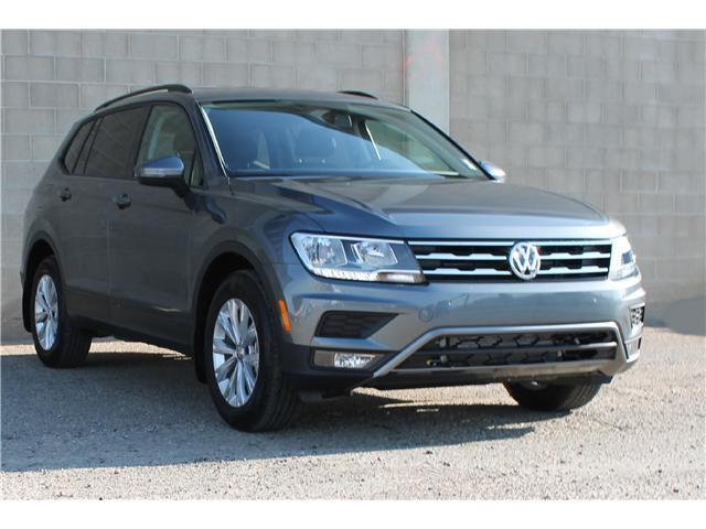2019 Volkswagen Tiguan Trendline (Stk: 69183) in Saskatoon - Image 1 of 18