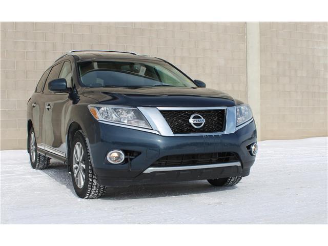 2013 Nissan Pathfinder SL (Stk: 68597A) in Saskatoon - Image 1 of 22