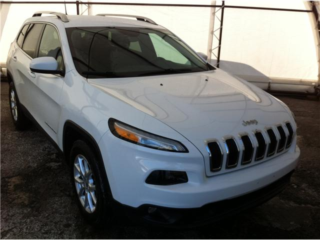 2016 Jeep Cherokee North (Stk: D170355A) in Ottawa - Image 1 of 25
