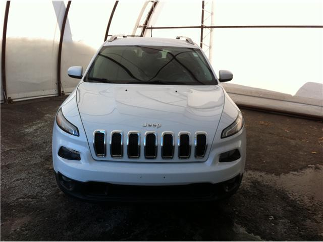 2016 Jeep Cherokee North (Stk: D170355A) in Ottawa - Image 2 of 25