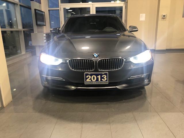 2013 BMW 335i xDrive (Stk: 1313031) in Hamilton - Image 4 of 14