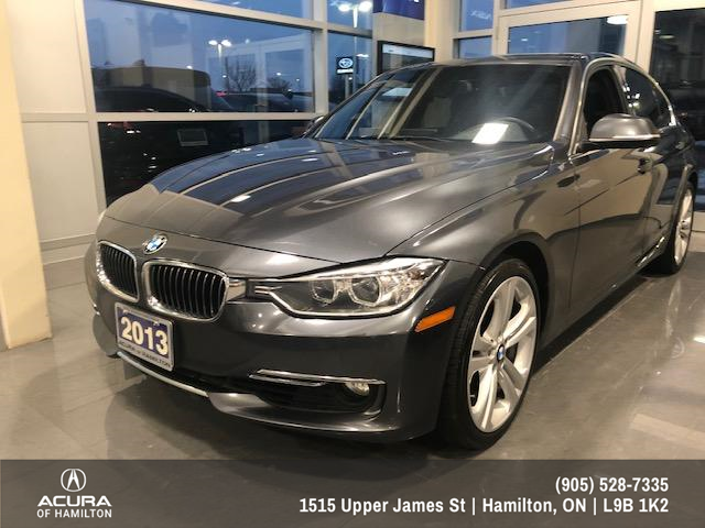 2013 BMW 335i xDrive (Stk: 1313031) in Hamilton - Image 1 of 14