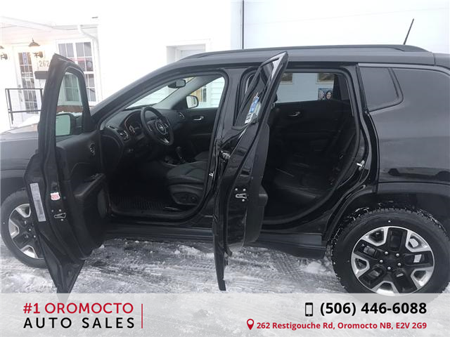 2018 Jeep Compass Trailhawk (Stk: 020) in Oromocto - Image 2 of 14