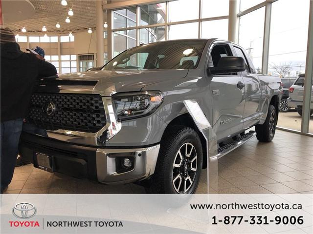 2019 Toyota Tundra SR5 Plus 5.7L V8 (Stk: 781646) in Brampton - Image 1 of 4
