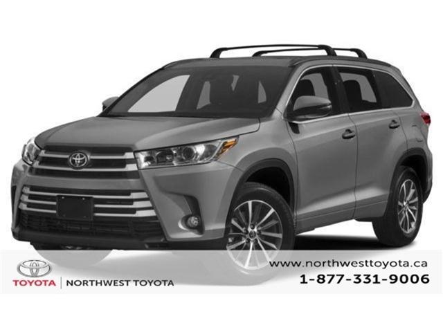 2019 Toyota Highlander XLE (Stk: 579382) in Brampton - Image 1 of 9