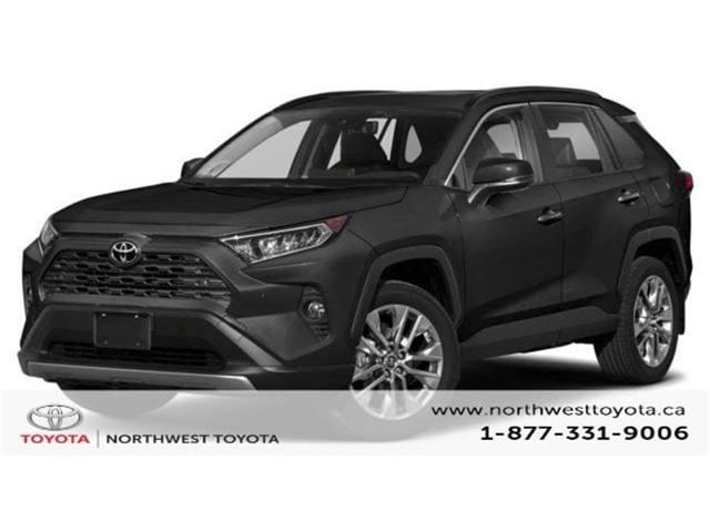 2019 Toyota RAV4 Limited (Stk: 27084) in Brampton - Image 1 of 9