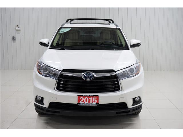 2015 Toyota Highlander Hybrid Limited (Stk: P5165) in Sault Ste. Marie - Image 2 of 22