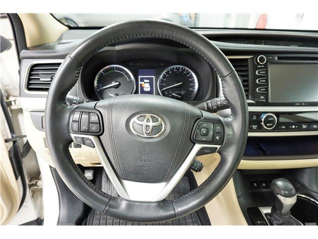 2015 Toyota Highlander Hybrid Limited (Stk: P5165) in Sault Ste. Marie - Image 11 of 22