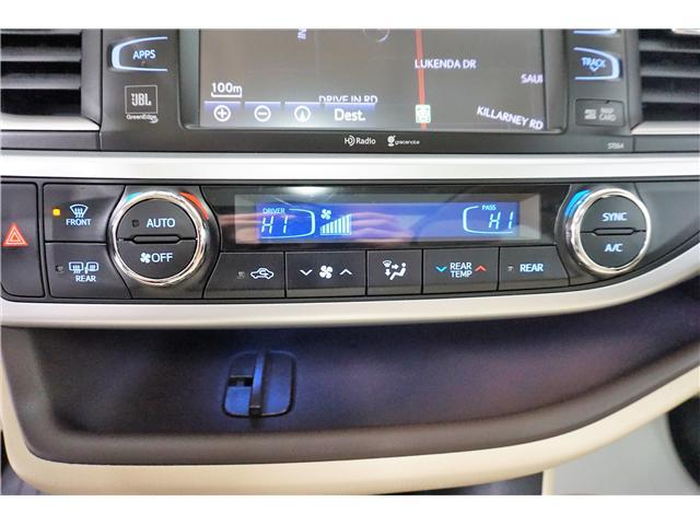 2015 Toyota Highlander Hybrid Limited (Stk: P5165) in Sault Ste. Marie - Image 16 of 22