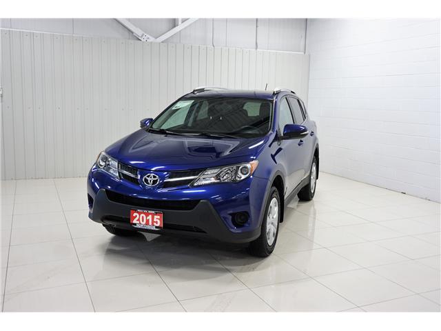 2015 Toyota RAV4 LE (Stk: P5199) in Sault Ste. Marie - Image 1 of 16